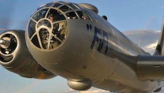 РЛС AN/APQ-13 на В-29
