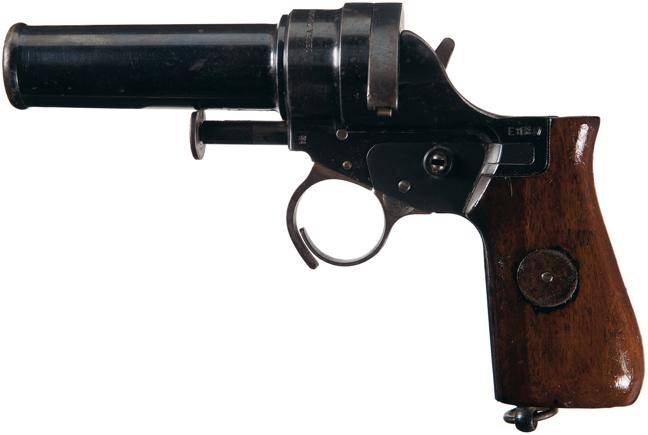 Сигнальный пистолет CZ Mod. VZ30