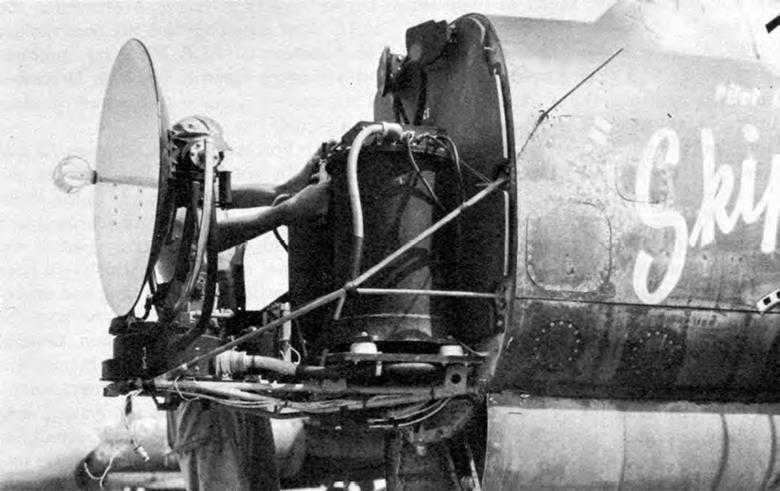 Авиационная РЛС SCR-520