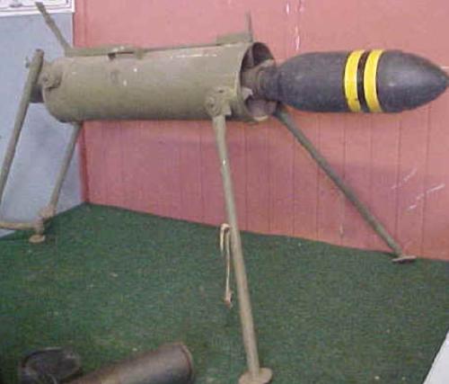Реактивная переносная пусковая установка LILO