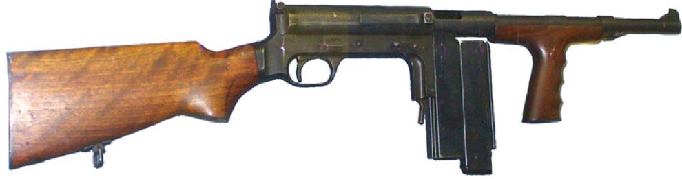 Пистолет-пулемет UD M-42