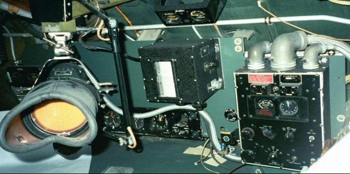 Комплект оборудования РЛС AN/APQ-13 (Mickey)