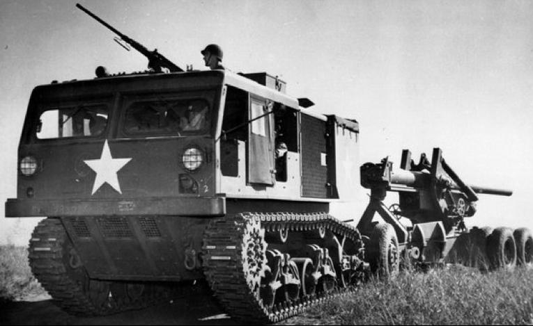 Артиллерийский тягач M-4