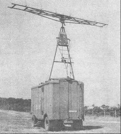 Передвижная РЛС №4 Mk-1