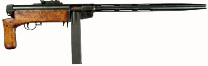 Пистолет-пулемет Suomi M-32