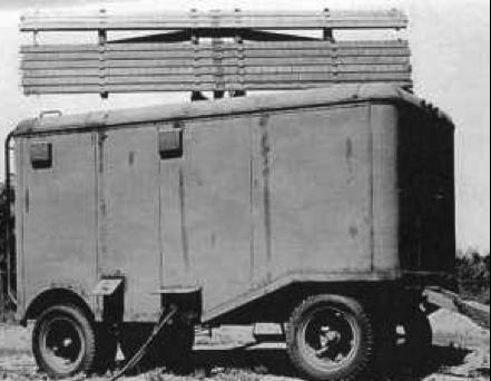 Передвижная РЛС №4 Mk-6