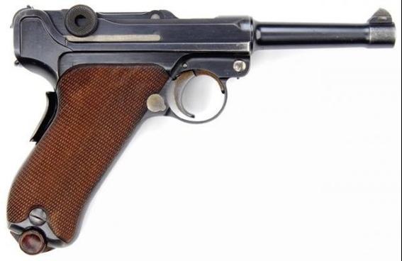 Пистолет Parabellum М-1906. (Luger)