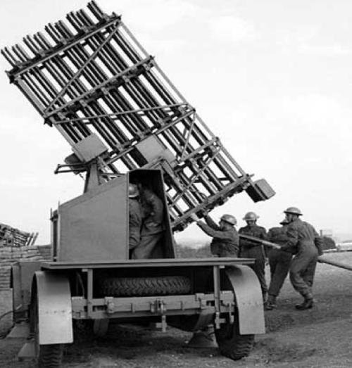 Многорельсовые наземные пусковые с ракетами UP-3