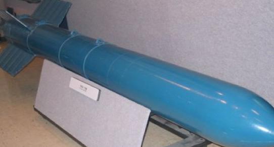Реактивная ракета Tiny Tim