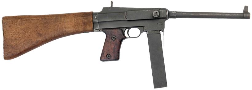 Пистолет-пулемет MAS-38