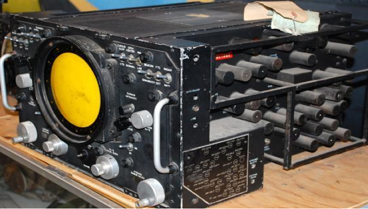 Индикатор РЛС APS-20