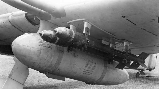 Полубронебойные ракеты 60lb SAP No2 Mk-I