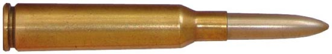 Патрон 6.5x55 Swedish Mauser