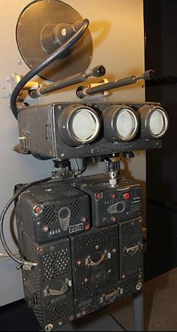 Комплект аппаратуры РЛС FuG-202
