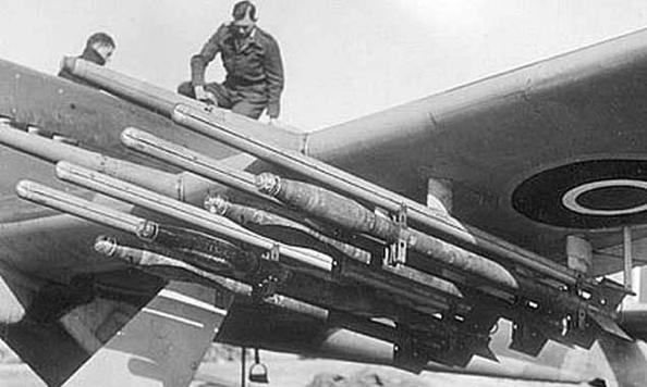 Фугасные 60lb НЕ No1 Mk-I