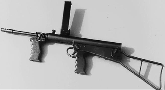 Пистолет-пулемет Owen Mk-1-42