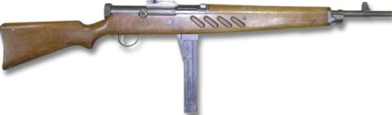 Пистолет-пулемет SIG MKMS