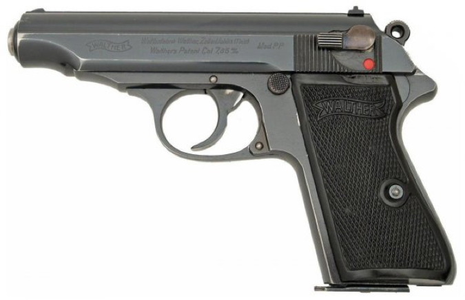 Пистолет Walther PP (7,65mm)