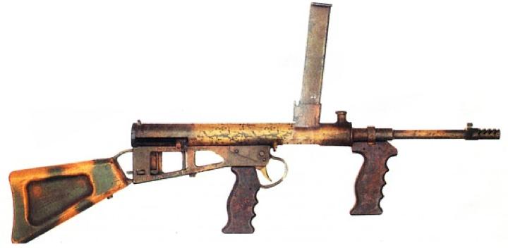 Mk-1-43 в камуфляжной окраске