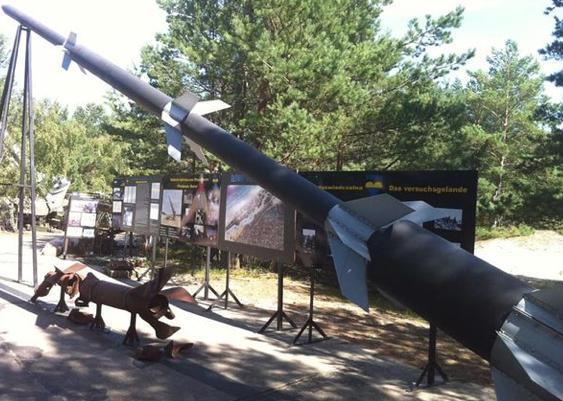 Ракета Reinbote RhZ-61