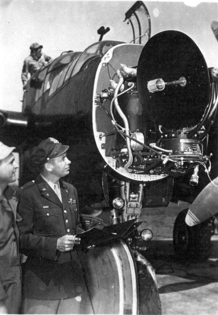 Авиационная РЛС SCR-720