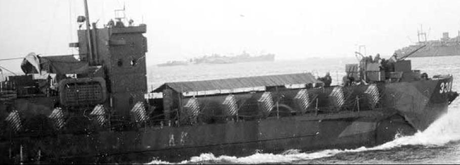 Морская реактивная пусковая установка  Mattress
