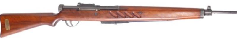 Пистолет-пулемет SIG MKMO, магазин сложен