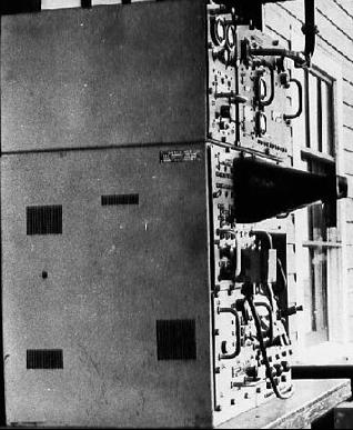 Аппаратура корабельной РЛС Type 268