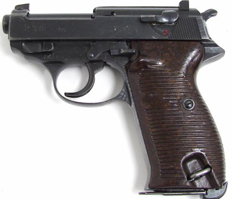 Пистолет Walther P.38 К.