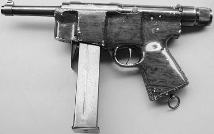 Пистолет-пулемет Hafdasa  С-2 Criolla