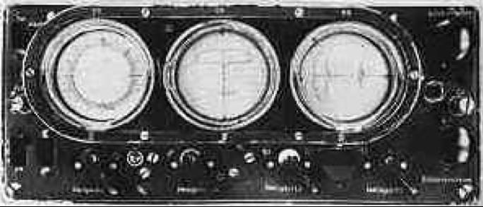 Индикатор РЛС FuG-221