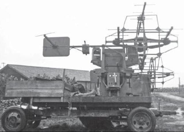 Мобильная РЛС Tachi-1