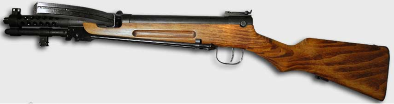 Пистолет-пулемет Type 100/40