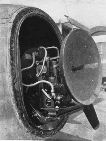 Авиационная РЛС FuG-240 Berlin