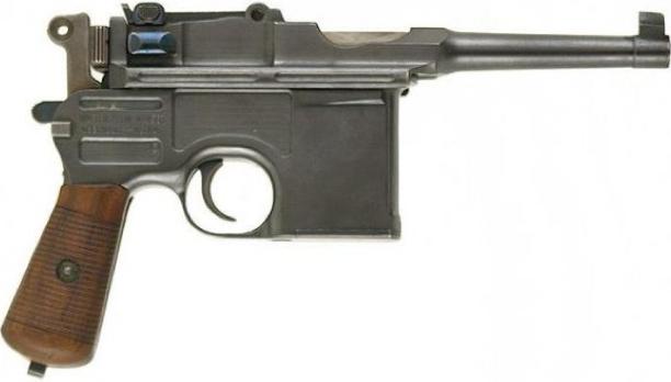 Пистолет Mauser C-96 «Bolo»