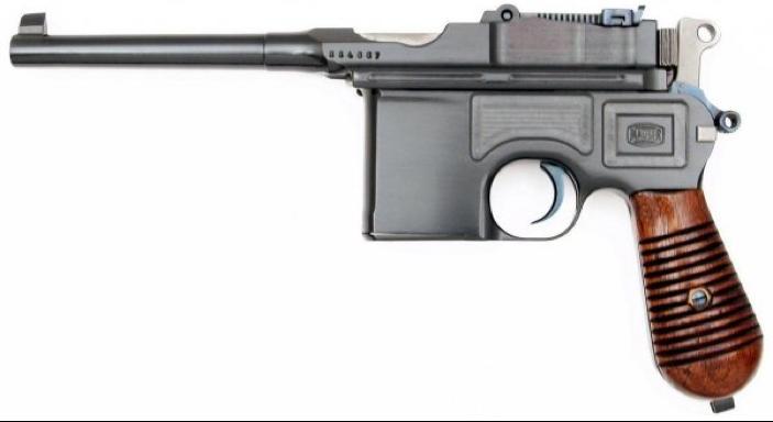Пистолет Mauser Model 1930