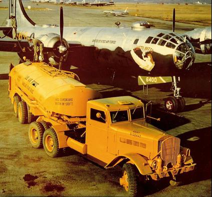 Тягач REO 29-XS (F-1)
