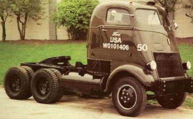 Седельный тягач Thorco Dual Motors