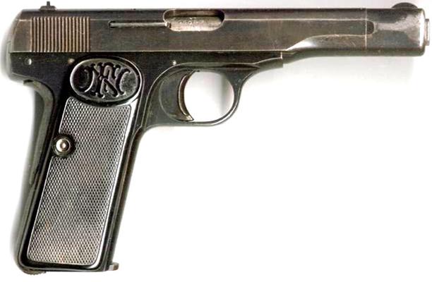 Пистолет FN Browning 1922