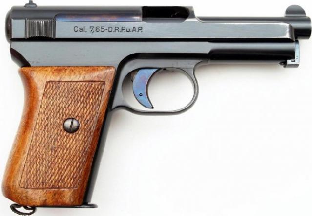 Пистолет Mauser 1910/1914