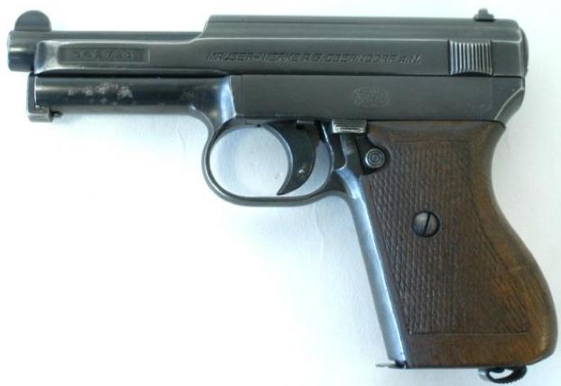 Пистолет Mauser 1910/1934