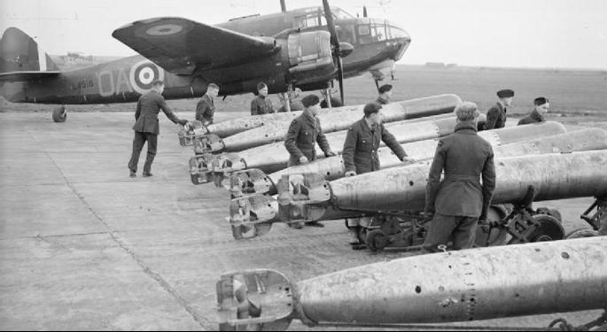 Авиационная торпеда Mk-XII