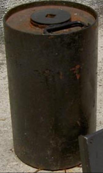Бомба большая глубинная ББ-1