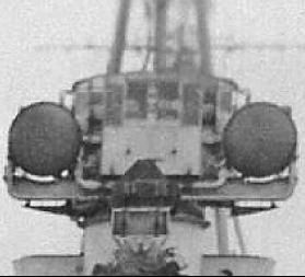 корабельная РЛС управления огнем Type-275