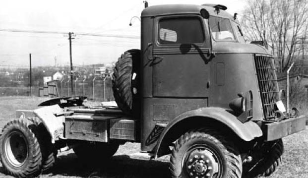Седельный тягач Federal 94x43А