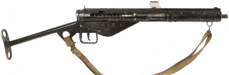 Пистолет-пулемет STEN Mk-III