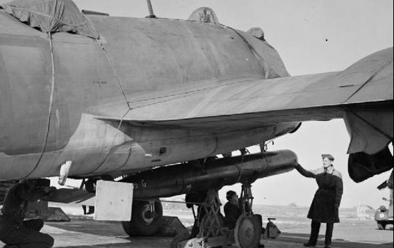 Авиационная торпеда Mk-XV
