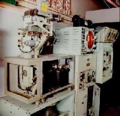 Аппаратура РЛС Type 277-Р