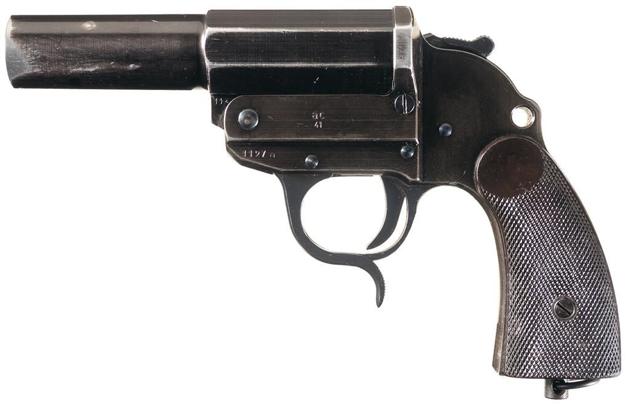 Сигнальный пистолет Walther Leuchtpistole 28