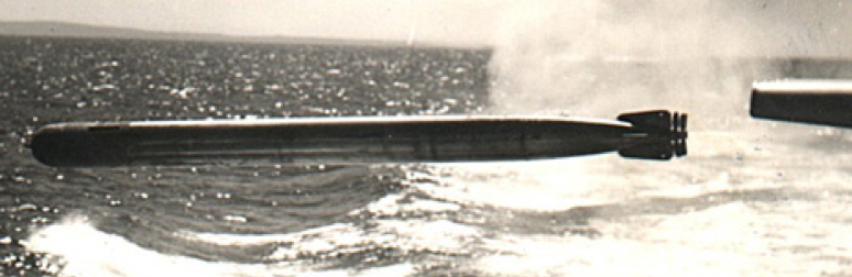 Корабельная торпеда калибра 533 мм Mk-I